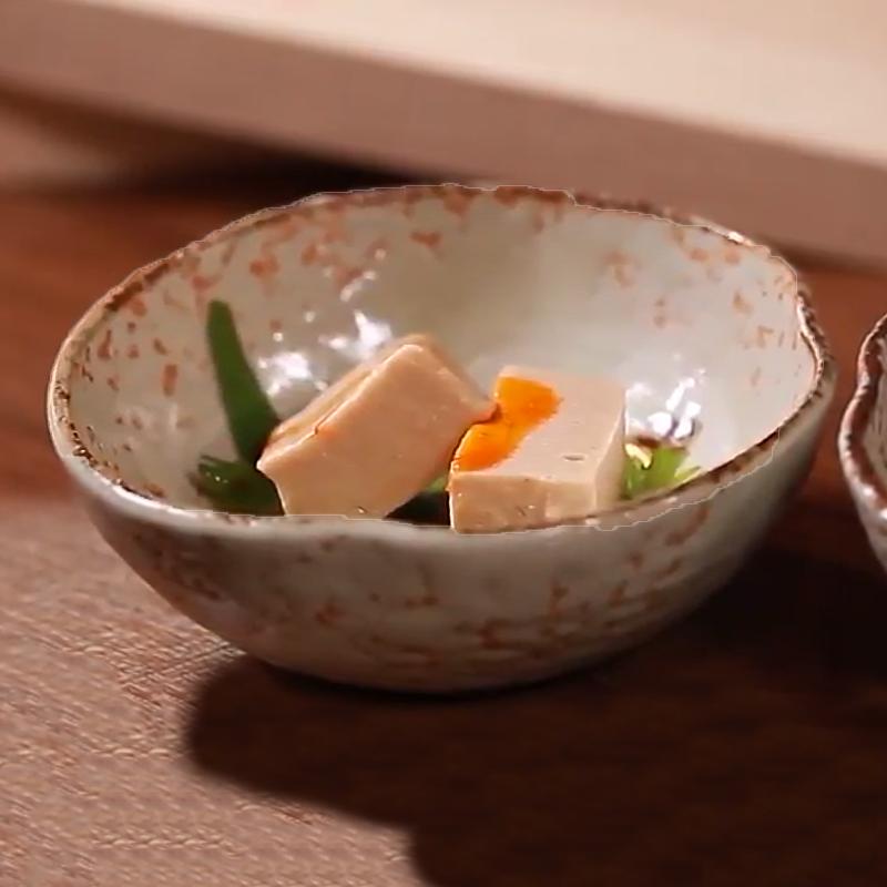 【宅家料理】胡麻豆腐